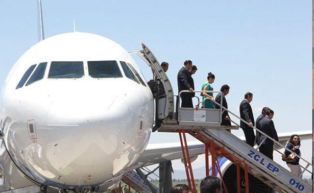 Reporta OMA máximos históricos de movimiento de pasajeros en Zacatecas