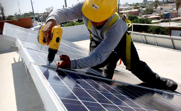 Paneles solares reducen hasta 98 por ciento costo de la energía en un hogar