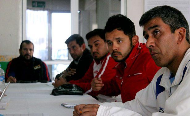 Definen en Zacatecas a entrenadores de basquet y voli para olimpiada