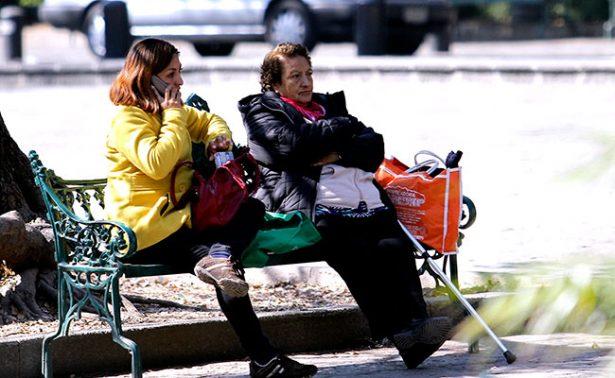 Desciende a cinco grados bajo cero la temperatura en Zacatecas