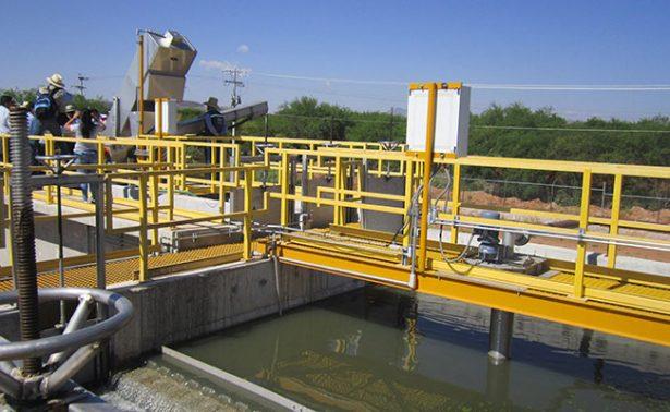 Concesiona Ayuntamiento de Fresnillo planta tratadora a Minera Sucito