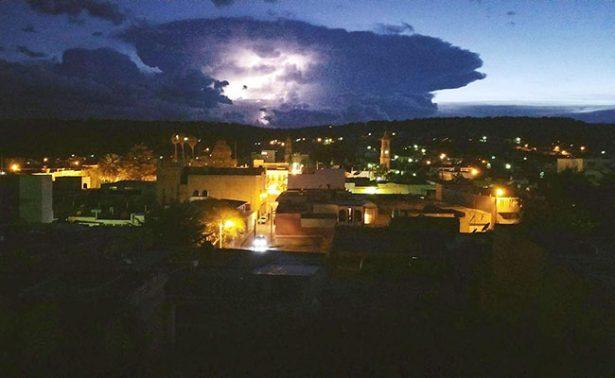 Tembló en Monte Escobedo y causó inquietud en la población