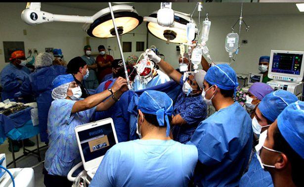 En Zacatecas solo se realizan trasplantes de donadores vivos