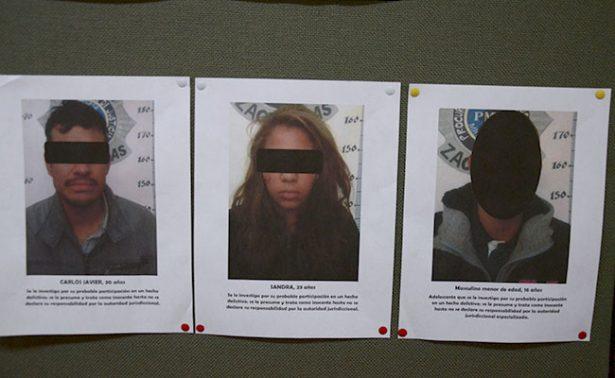 Detienen a cinco policías que secuestraron a empresario en Zacatecas
