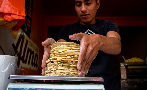 Advierte SE que no debe aumentar el precio de la tortilla