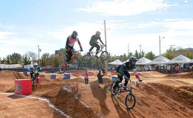 Inició en Fresnillo la Copa Nacional de BMX