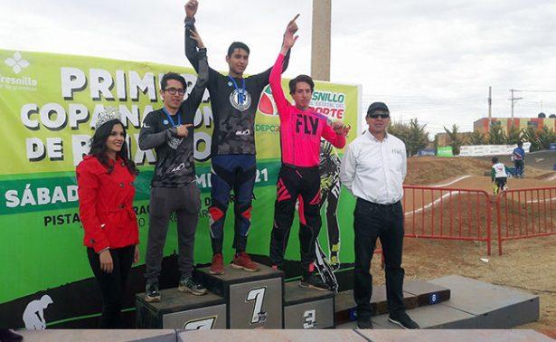 Un éxito la primera copa de BMX en Fresnillo