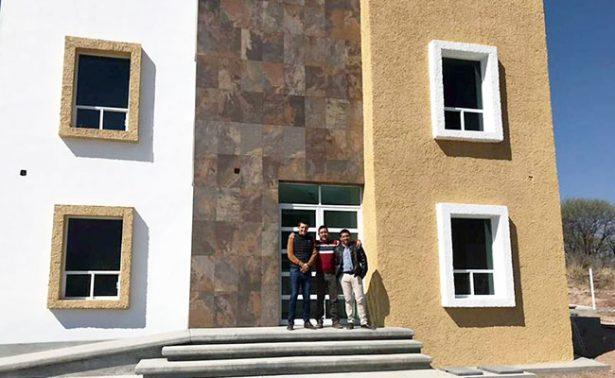 Costó tres mdp Casa de Justicia de Tabasco, Zacatecas