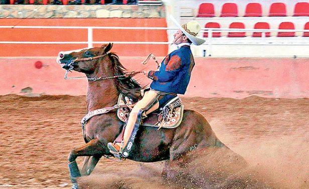 Zacatecas quiere dejar huella en la charrería