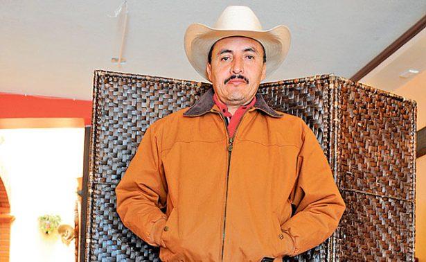 Jesús Medina, exponente del rodeo americano