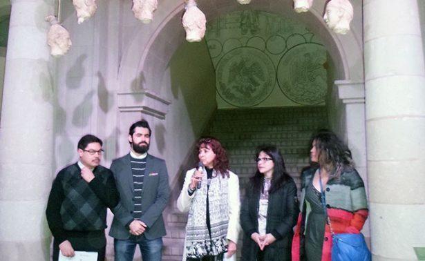 Fernando Salcedo expone en el Museo Zacatecano