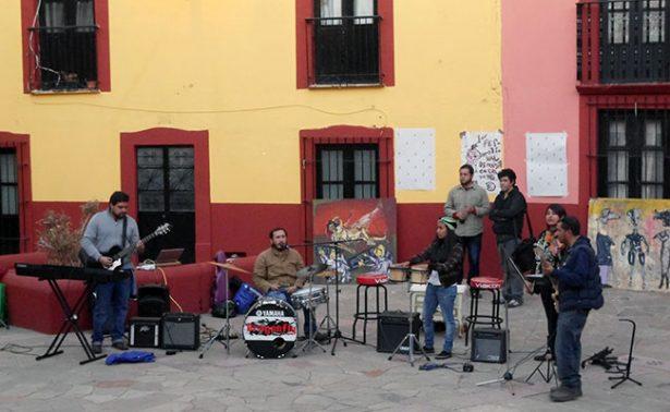 Festival del Folk Rock reunió a artistas locales