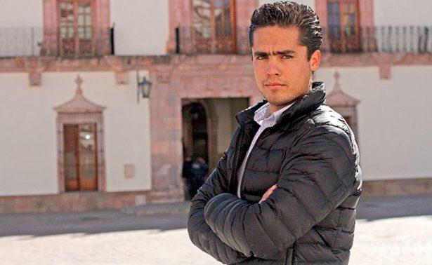 Juan Carlos Enríquez; joven figura del futbol zacatecano