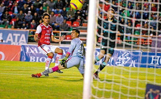 Cayó Mineros frente a Santos; con marcador 0-1