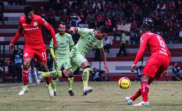Empate infernal… Mineros iguala a 2-2 contra Toluca