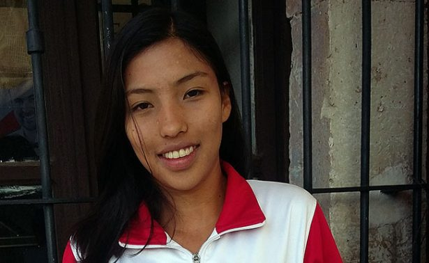 Nubia García, sin invitación a la estatal de la Olimpiada Nacional