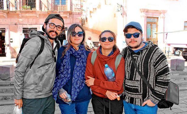 Una tarde de paseo por el centro de Zacatecas