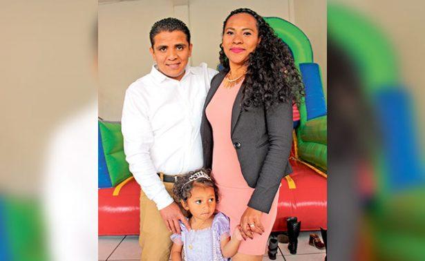 Celebraron los tres añitos de Ali Romina