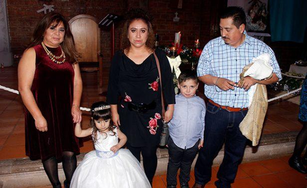 Festejaron los tres añitos de Perla Natalya