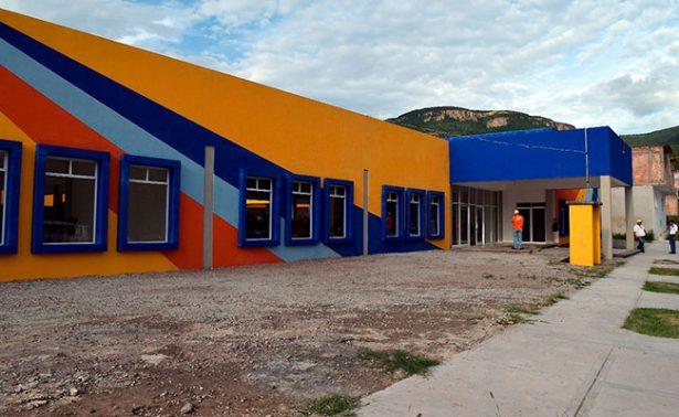 Extensión de la UPSZ de Tabasco, Zacatecas, cambia de sede