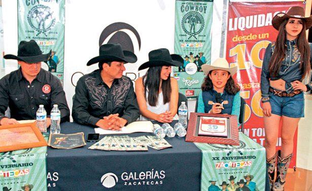 Reconocerán a los mejores vaqueros del rodeo