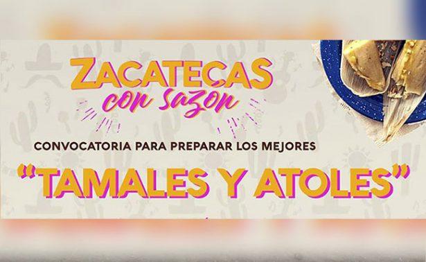 """Convocan a participar en concurso gastronómico """"Zacatecas con sazón"""""""