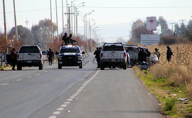 Mueren tres hombres en ataque armado en Fresnillo