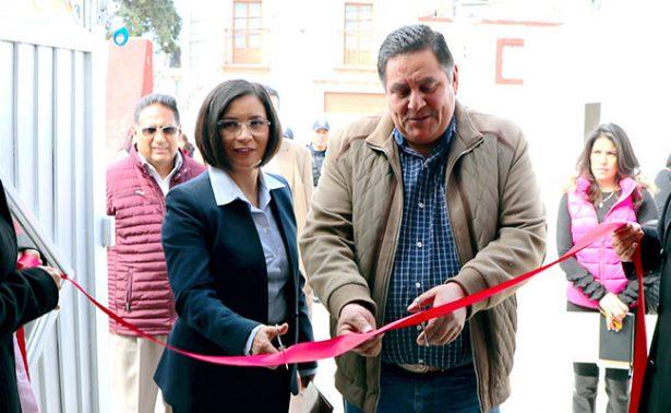 Inaugura CDHEZ visitaduría regional en Pinos, Zacatecas