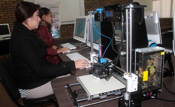 Zacatecas rezagado en impresión 3D