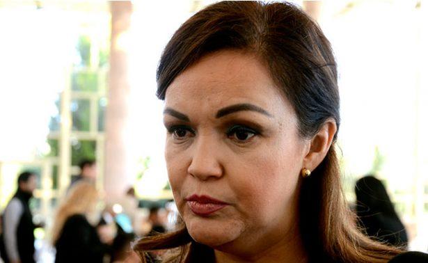 """""""Otras ocupaciones"""" impiden diálogo de dirigente SNTE 34 con manifestantes"""