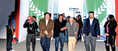 Antonio Méndez Sosa deja huella en Fresnillo