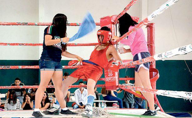Zacatecas mostró su poder en el ring hidrocalido
