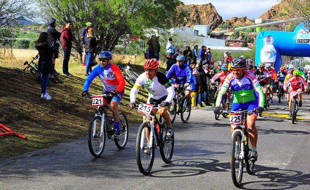 Guadalupe es sede de la tercera fecha del Circuito de Montaña