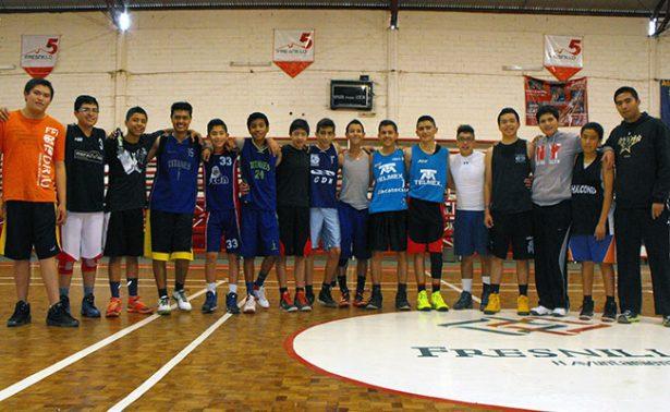 La Copa Fresnillo reunirá a los mejores basquetbolistas