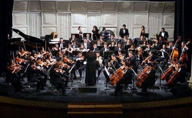 Prepara concierto la Orquesta Sinfónica Juvenil