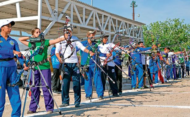 La UAZ le abre las puertas al Torneo de Tiro con Arco