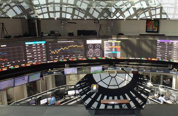 Bolsa Mexicana subió 0.46 % en la primera semana de mayo; obtuvo datos económicos positivos