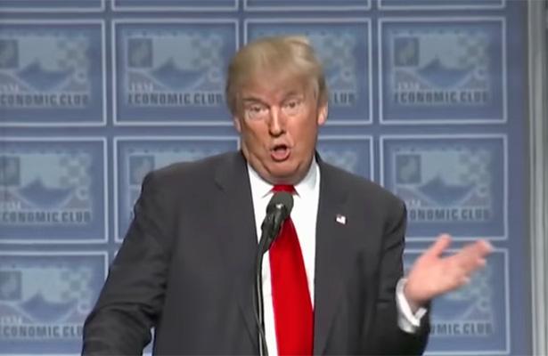 """Donald Trump también canta """"Despacito"""" y se vuelve viral"""
