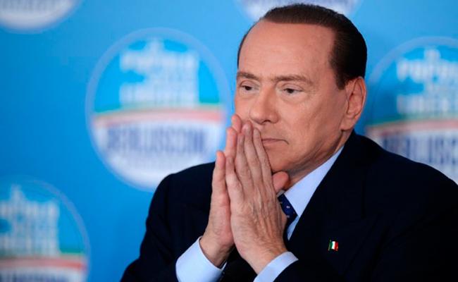 Urge una limpia a Silvio Berlusconi