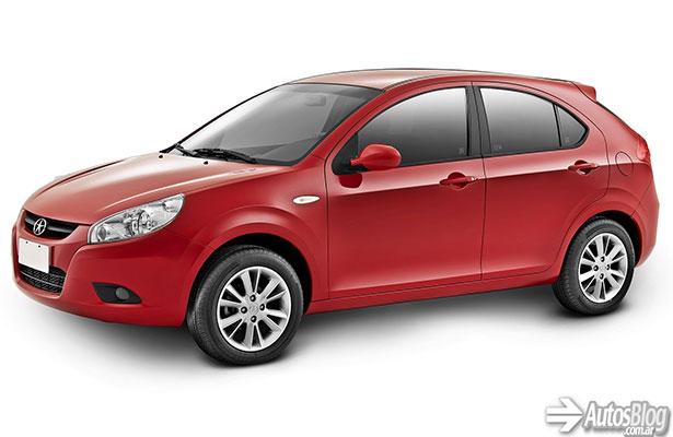Ya comercializan autos chinos en Hidalgo