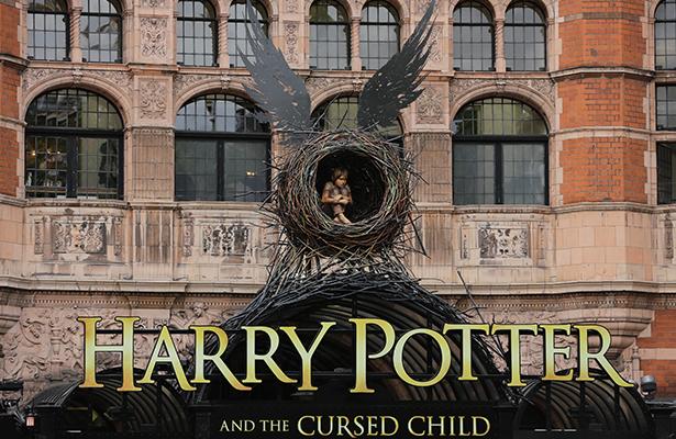 """¡Paren todo! """"Harry Potter y el legado maldito"""" llega a Broadway"""