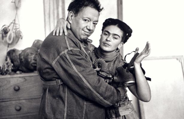 Netflix podría lanzar serie de Frida Kahlo y Diego Rivera