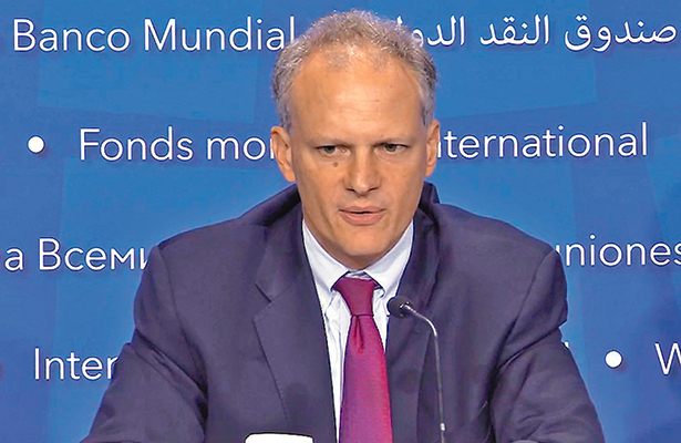Mantiene Fondo Monetario Internacional estimación de crecimiento en  1.7%
