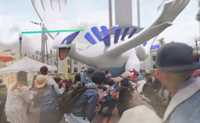 [Video] ¡Invasión! Llegan los Pokémon legendarios a las calles del mundo