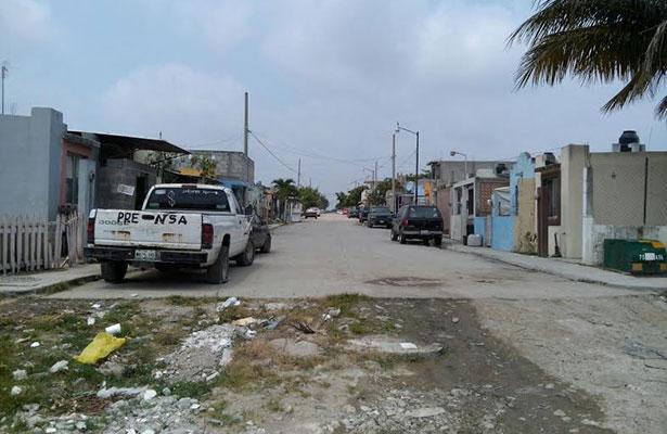 Rebasada, la infraestructura de suministro de agua en Altamira