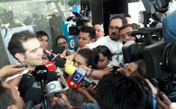 """INE acata sentencias"", responde Córdova al TEPJF"
