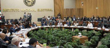 INE detecta más de 206 mdp no reportados en elecciones de junio