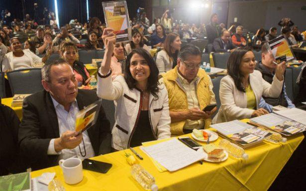 PRD aprueba ruta electoral para 2018
