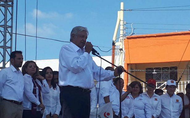 Salinas y Fernandez de Cevallos hace último esfuerzo por unir al PRI y al PAN: AMLO