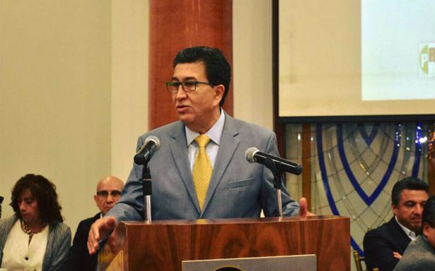 """""""Si tiene pruebas que las presente"""" dice Héctor Yunes al gobernador sobre financiamiento a AMLO"""